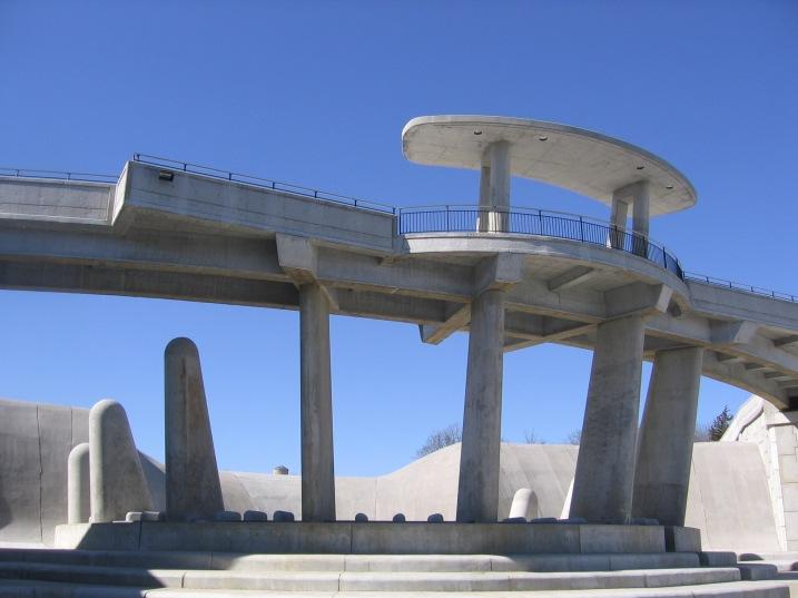 Bridge & Columns - by Joel Marquardt