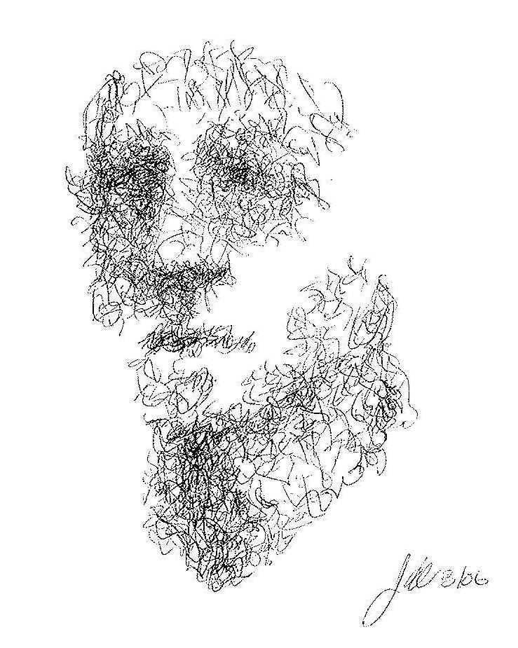face left